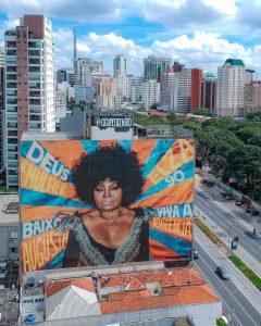 São Paulo pode ser reconhecida como Galeria de Arte a Céu Aberto