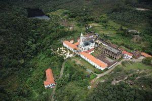 Santuário do Caraça conquista o selo Traveller Review Awards 2021 da Booking.com