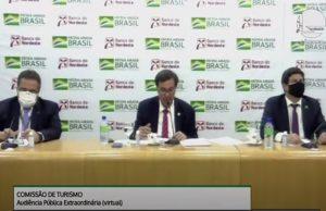 Sebrae defende investimento no turismo para retomar a economia brasileira