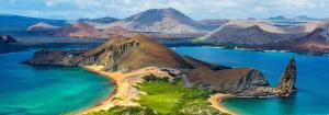 Galápagos é uma das dicas de lugares para navegar