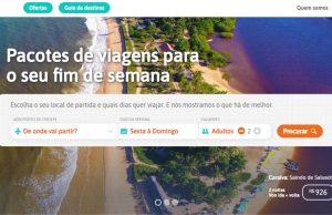 Startup cria plataforma para viagens curtas no Brasil