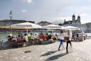 Suíços investem para receber mais turistas