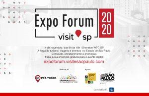 Temas importantes marcam a Expo Forum Visit SP
