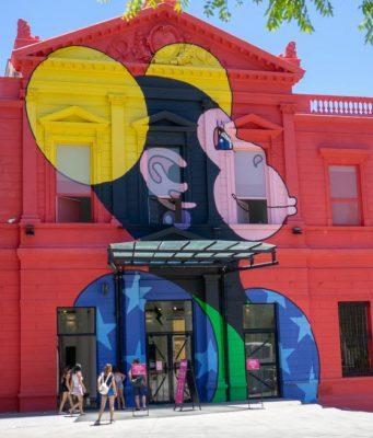 Três circuitos de design em Buenos Aires