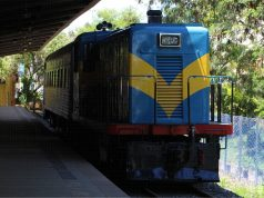 Trem Republicano é inaugurado em São Paulo