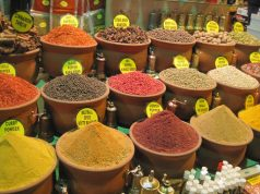 Turquia possui gastronomia rica para vegetarianos