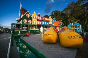 Um Sonho Holandês Inauguração da Cidade Zaandam