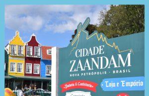 Um Sonho Holandês: inauguração da Cidade Zaandam