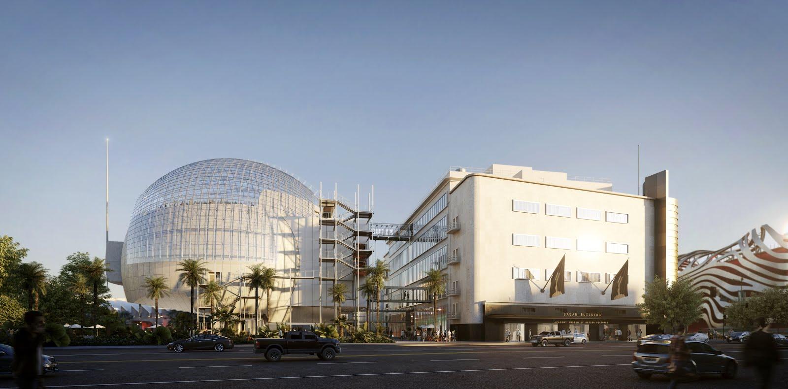 Durante o Oscar desse ano, aAcademiade Artes e Ciências Cinematográficas anunciou que abrirá seu museu em 14 de dezembro de 2020, em Los Angeles