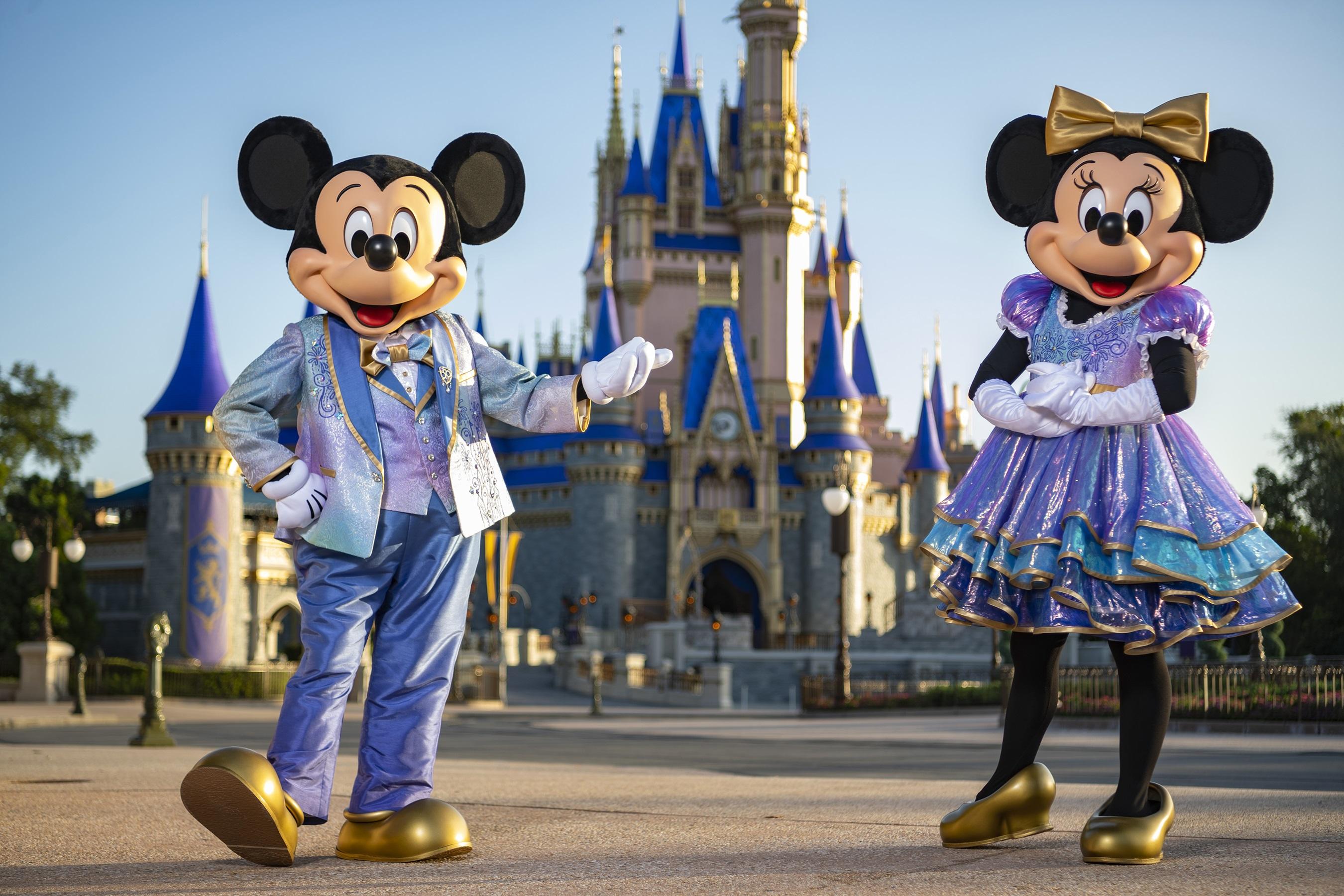 Walt Disney World faz 50 anos em outubro