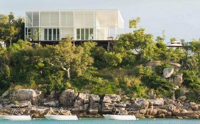 O Lizard Island Resort na Austrália
